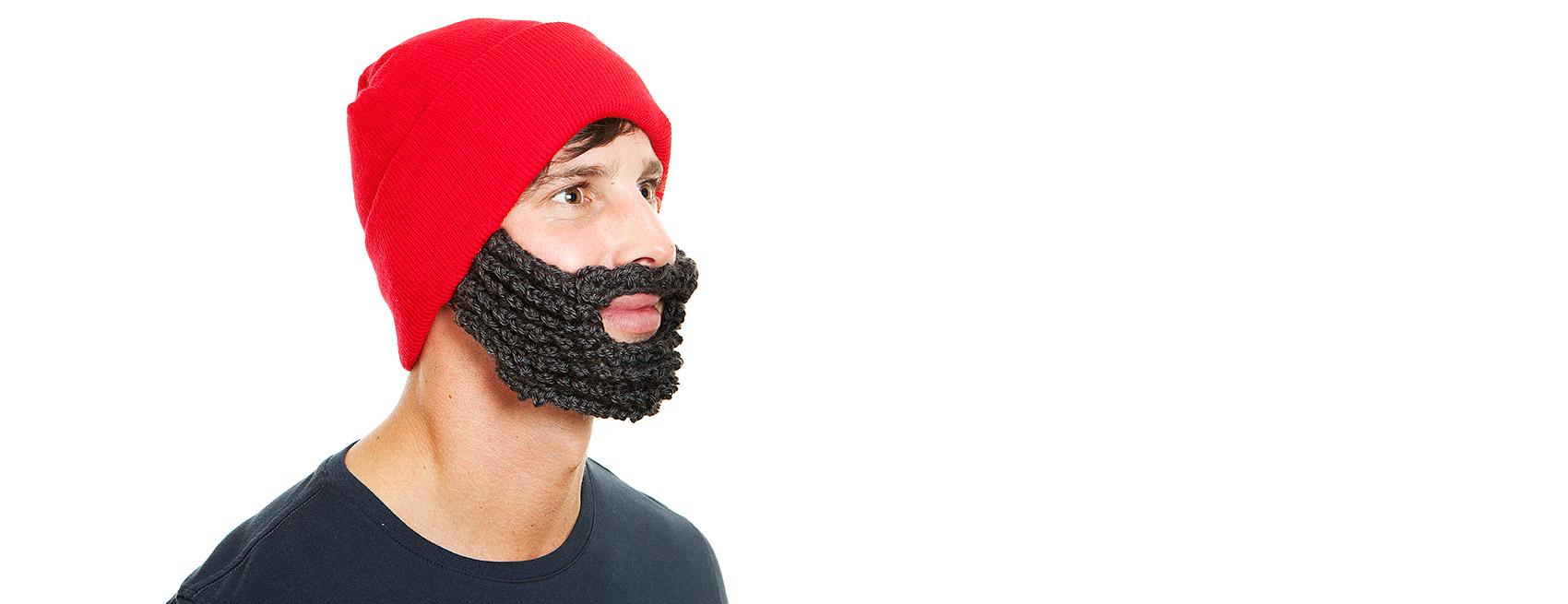 Beard Beanies - studio