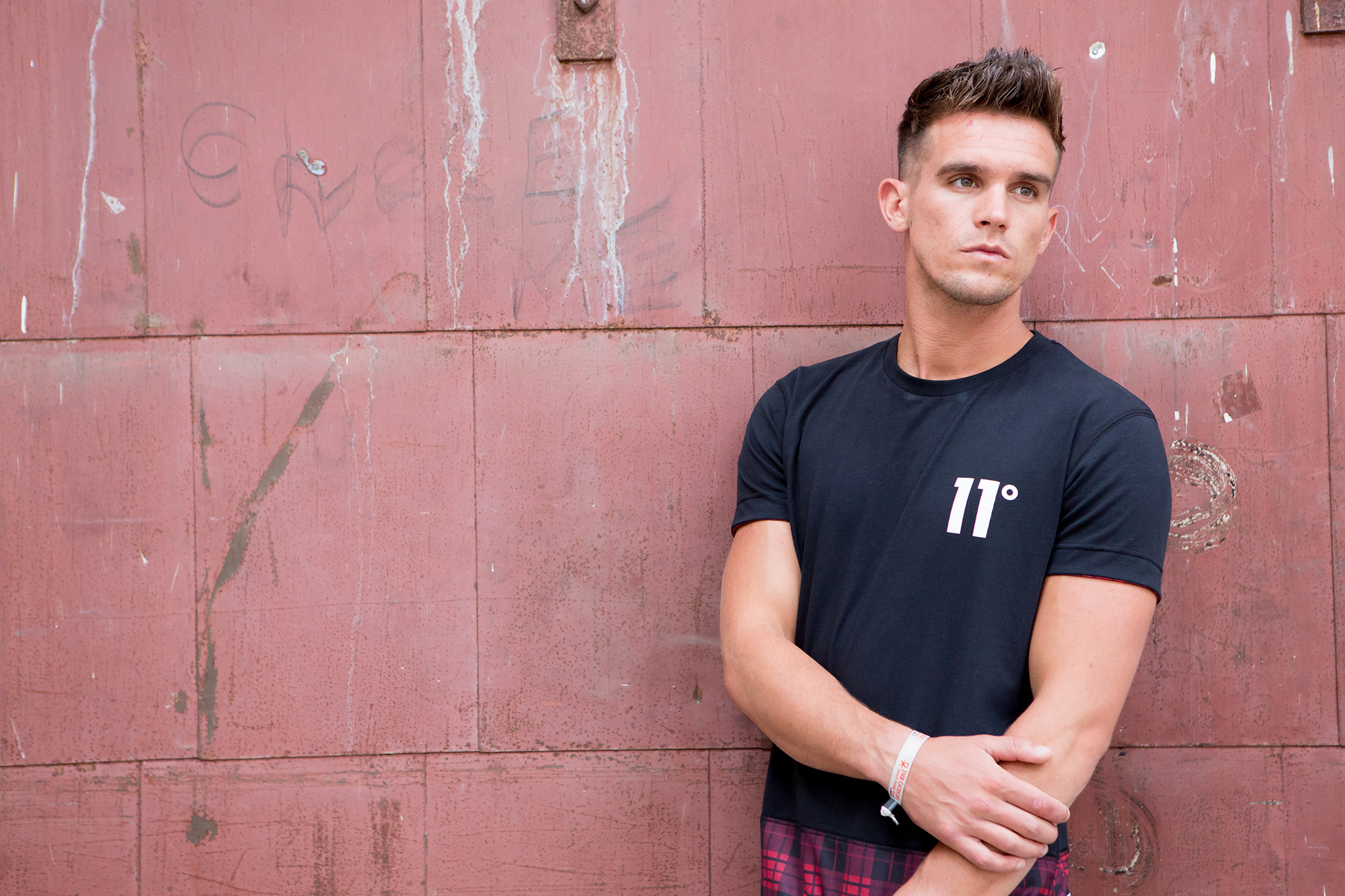 11 Degrees Clothing, Gary Beadle (@GazGShore) of Geordie Shore