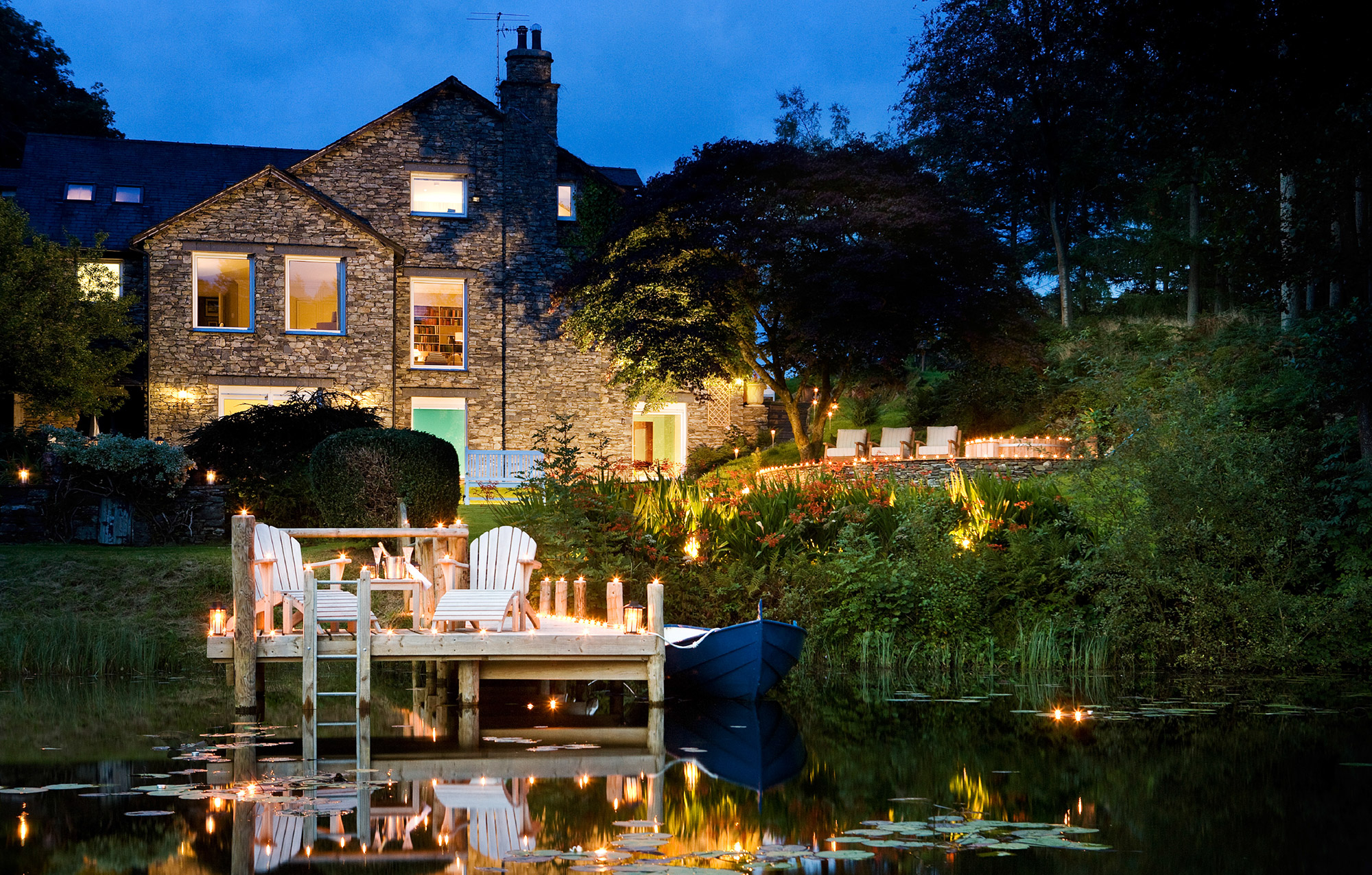 Lake House - Lake District Hotel